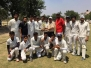 Triangular Cricket Match 2016